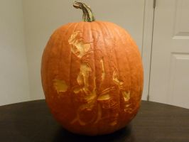 Beyond Good and Evil Pumpkin 2 by ceemdee