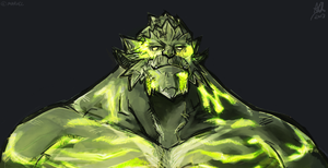Quick Study of Abomination by aokamidu