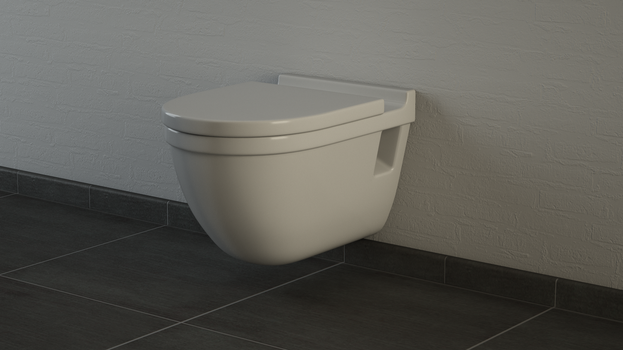 Duravit Starck Toilet by Thonbo