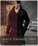 Leon S Kennedy - Noir Pack - for XNALara by raccooncitizen