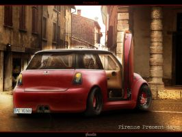 Mini Cooper Hannibal by GoodieDesign