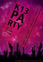 party flyer by tahnee-r