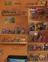 My Little Pony G4 Collection UPLOAD FOR MAY by GoferyIDzemor