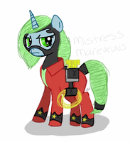 Mistress Marevelous by awful--artist