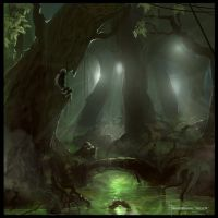 Swampforest! by Puffisen