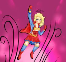 Supergirl by givemesomebrohoof