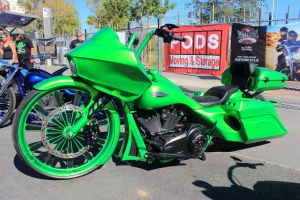 Green Bagger by DrivenByChaos