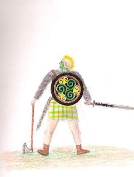 Gaelic Viking by Super6-4