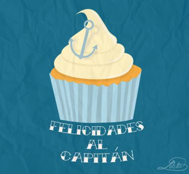Happy Bday Capitan by ms-lolette
