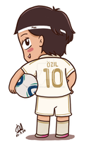 Ozil_number_10 by sweetcocoa