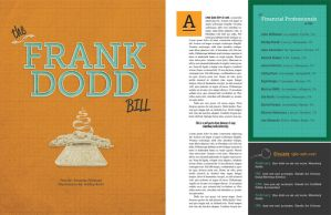 Frank Dodd Magazine Spread by onyxlovechild