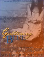 Gathering Blue Poster by Prom15e13elieve10ve