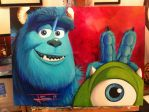 Monsters by pisopez