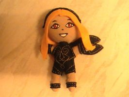 Gravity Rush - Kat Doll by DazzyDrawingN2