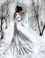 A shadow painted white by delira