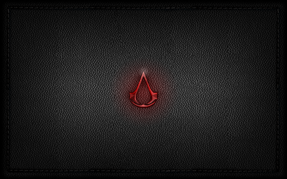 Assassin's Creed - Ruby logo by franngr