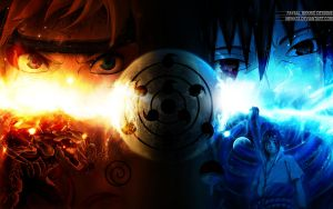 Naruto Shippudden Ultimate by mekk33