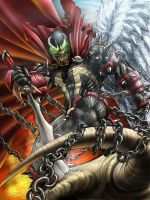 Spawn by artstudio