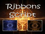 Ribbons Script by Shortgreenpigg