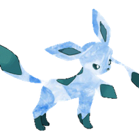 Glaceon animation by DragneelGfx