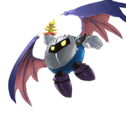 Meta Knight by 4rca