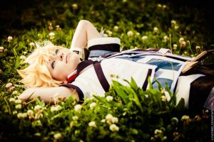 Kingdom Hearts Birth by Sleep - Ventus by fiathriel