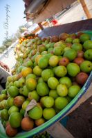 Fruits on the Fruit Cart by QueenSheba24