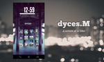 Dyces - A Minimal Android Customization by dycesM