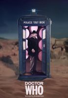 Doctor Who - 2000 Years (The First Doctor) by HeresJoeking