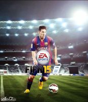wallpaper fifa 15 by Designer-Abdalrahman