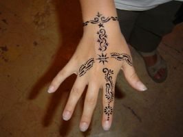 Henna From Egypt by DragonWhisperer1