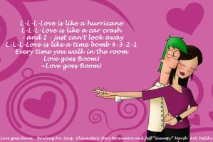 Love Goes Boom - V2012 by Helihi