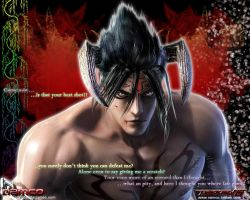 Devil Jin 2009-10-06 by Blood-Huntress