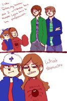 super gravity falls by x0xNavix0x