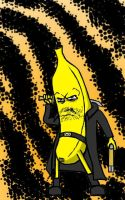 The Banana redesign by soundofthebeating