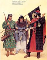 muslim warriors by byzantinum