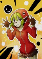 Matryoshka Vocaloid by Free-man12