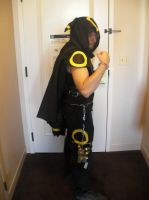 SacAnime Cosplay: Umbreon Again by wolfforce58
