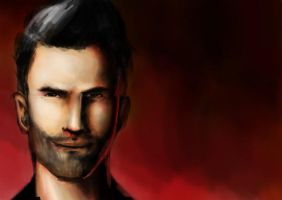 ADAM LEVINE by dem0nice