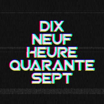 dix neuf heure quarante sept on tv by 19h47