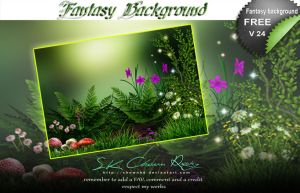 Fantasy Background v24 by SK-DIGIART