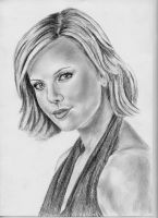 Charlize Theron by Jan20000