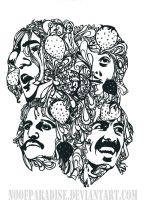 beatles-strawberryfield 4ever by noofparadise