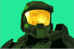 Master Chief by leukos01