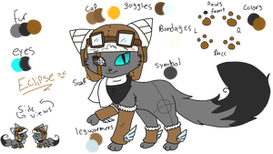 .:Tricked out:. Eclipse Ref by Sketching-Eclipse