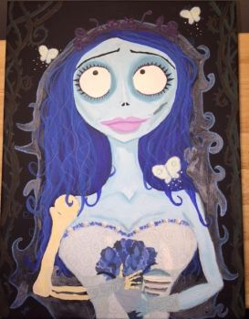 The Corpse Bride by CosmicGrove