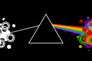 The Dark Side of The Moon by Maufonseca