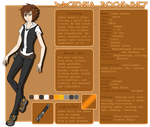 Jaden Reference Sheet by Eveeoni