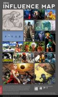 Beb156's Influence Map by Beb156