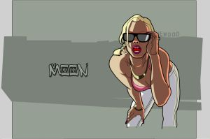 gta babe by noomx